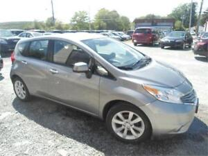 40$ WEEKLY! 2014 Nissan Versa Note SL, HEATED SEATS, CRUISE!