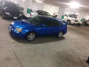 2004 Subaru WRX Impreza Sedan Accident Free, 2 Owners only