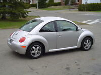 2001 Volkswagen New Beetle Coupé (2 portes)