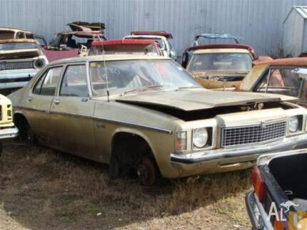 Your rusted or damaged Holden HJ HX HZ sedan for parts. Yandina Maroochydore Area Preview