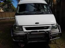 Ford Transit, Transit Van Van/Minivan (wrecking) Redland Bay Redland Area Preview