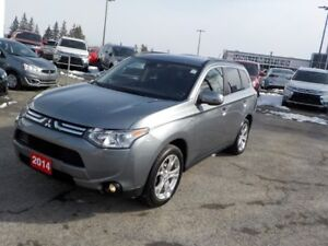 2014 Mitsubishi Outlander GT AWD ***BEST PRICE IN ONTARIO!!!***