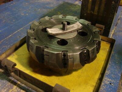 Sandvik Tmax Face Mill 8 Diameter