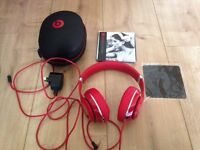 Red headphones - NEW