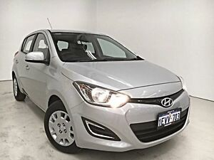 2015 Hyundai i20 PB MY16 Active 200.00/99 4 Speed Automatic Hatchback Edgewater Joondalup Area Preview