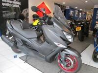 Suzuki AN 400 AL8 BURGMAN WITH ONLY 1364 MILES FROM NEW