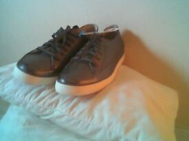 Fitflop Grey Leather trainers