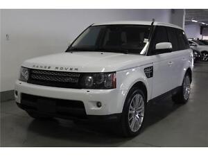 2012 Land Rover Range Rover Sport HSE LUXURY NAVIGATION PUSH BUT