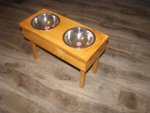 Pet Bowl Stand St. John's Newfoundland image 3
