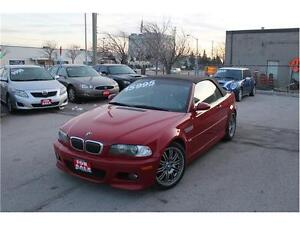 2002 BMW M3 CABRIOLET Certified And E-Tested