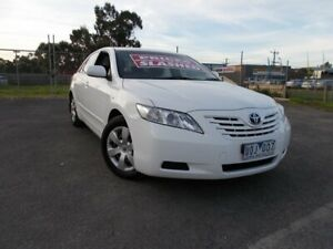 2006 Toyota Camry ACV36R MY06 Altise White 4 Speed Automatic Sedan Bayswater North Maroondah Area Preview