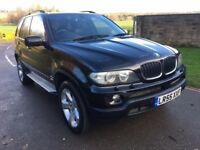 2005 BMW 3.0d Sport Turbo diesel 4x4 Automatic POSSIBLE PART EXCHANGE