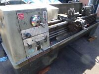 COLCHESTER MASCOT 1600 GAP BED CENTR LATHE CENTRES 80 INCHS