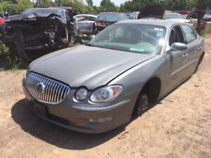 2008 Buick Lacrosse just in for parts at Pic N Save!