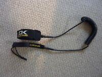 Da Kine 10 ft coiled leash. Free P & P.