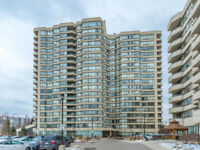 Magnificent Corner Unit Steps from Square One, QEW and Library