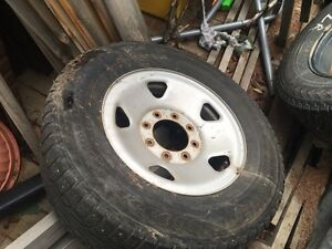 "Ford 8 bolt 17"" rims"