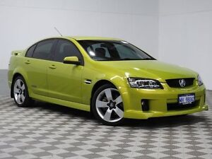2007 Holden Commodore VE MY08 SS-V Green 6 Speed Automatic Sedan Jandakot Cockburn Area Preview