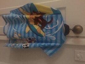 Brand New - Paw Patrol Poncho Towel