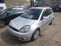 FORD FIESTA - LS06XED - DIRECT FROM INS CO