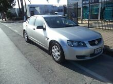 2006 Holden Commodore VE Omega Silver 4 Speed Automatic Sedan Somerton Park Holdfast Bay Preview