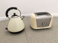 Morphy Richards Toaster, Electric kettle and Microwave