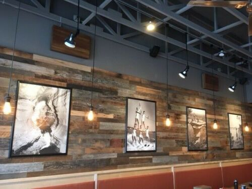 """*10 SQ. FOOT*(3"""", 4"""", 5"""" WIDE) RECLAIMED WOOD ACCENT WALLBOARDS FROM BARN LUMBER"""