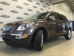 2010 Buick Enclave CXL NO INSURANCE CLAIMS & AB/SK SAFETIED!