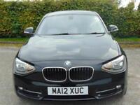 2012 12 BMW 1 SERIES 1.6 116I SPORT 5D