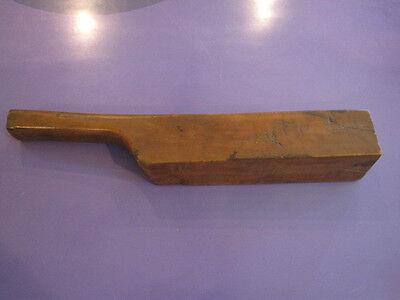 "Antique wooden Hand Tool 13""?????"