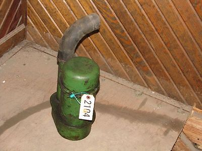 John Deere 2010 Used Air Cleaner. Ceq Tag 2104