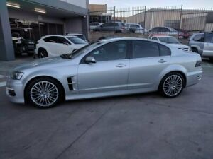 2011 Holden Special Vehicles Senator E Series 3 Signature Silver 6 Speed Sports Automatic Sedan Fyshwick South Canberra Preview