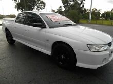 2007 Holden Crewman VZ MY06 Upgrade White 4 Speed Automatic Crewcab Nailsworth Prospect Area Preview
