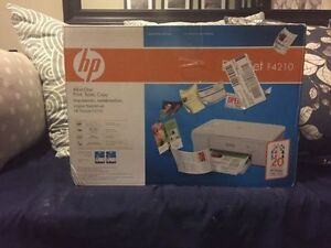 Selling an HP deskjet F4210 model all-in-one printer, scanner an