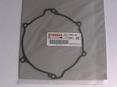 GENUINE <em>YAMAHA</em> CLUTCH COVER GASKET 1C3 15463 00 YZ125 2004 2018 MX NEW