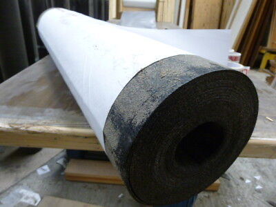 1 Roll Shed Roofing Felt  8 metres x 1 metre Sanded Finish