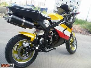 X22 Super Pocket Bike *new in crate