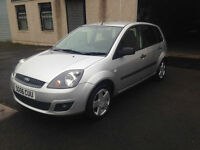 Ford Fiesta 1.4TDCi 2006.5MY Zetec Climate