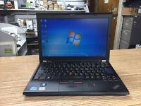 Lenovo ThinkPad X220 Core i5-2540M 2.60GHz 4GB Ram 320GB HDD Win 7 Laptop