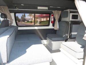 2003 Toyota Hiace Camper – AUTO – 5 SEATS