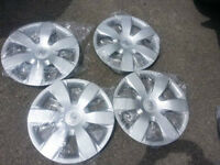 Hubcaps Wheel cover Enjoliveurs originlaes 15 and 16 inch