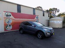 2014 Hyundai Santa Fe DM Active CRDi (4x4) Grey 6 Speed Automatic Wagon West Gosford Gosford Area Preview