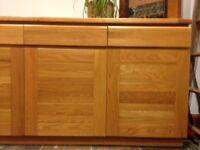Kitchen cabinet - solid oak (MultiYork - 'Copenhagen' line)