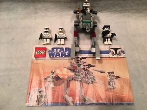 Lego Star Wars sets 8014 and 8015