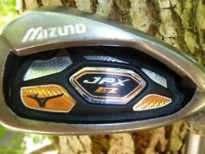 golf clubs  mizuno  JPX EZ  irons and bag