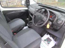 Peugeot Bipper 1.3 Hdi 75 S [Non Start/Stop] Plus Pack DIESEL MANUAL (2014)