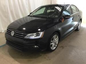 2015 Volkswagen Jetta TDI Highline AUTOMATIQUE NAVI CAMERA CUIR
