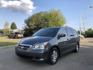 2007 Honda Odyssey EX-L, Leather*Sunroof*Power Doors*Extra Tires
