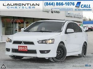 2013 Mitsubishi Lancer -MANUAL TRANS