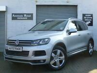 2010 60 Volkswagen Touareg 3.0TDI V6 4X4 Tiptronic Altitude for sale in AYR